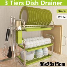 Kitchen & Dining, drainholder, Cup, chrome