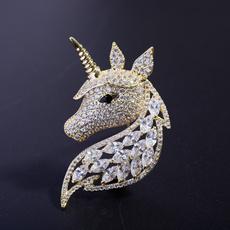 Clothing & Accessories, diamondunicornbrooch, eaglebroochbrooch, Coat