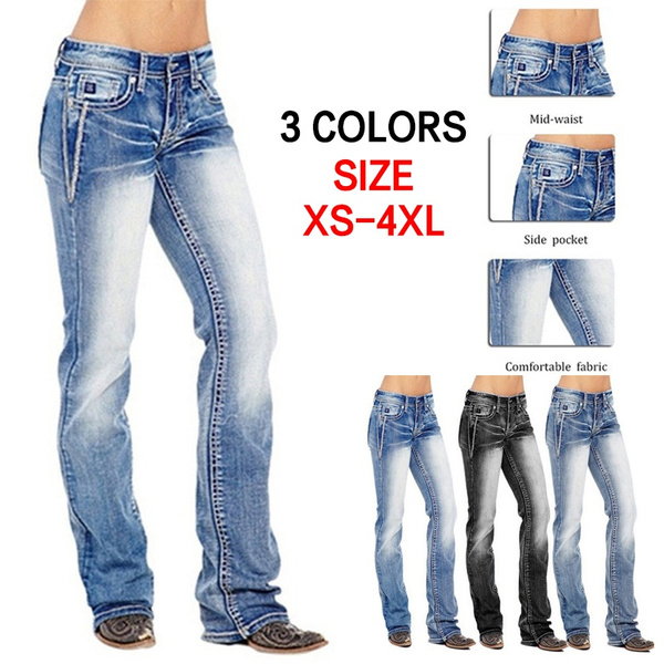 Plus Size, high waist, slim, Boots