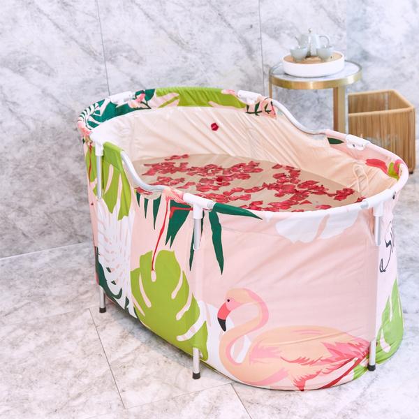 foldingbathbarrel, Beauty, travelsbathtub, summerbathingsuit