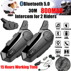 motorcycleaccessorie, Headset, fmradio, Battery