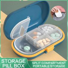 pillsplitter, Box, drugcontainer, pillbox