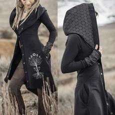 womenlongjacket, Fashion, trenchcoatforwomen, Sleeve