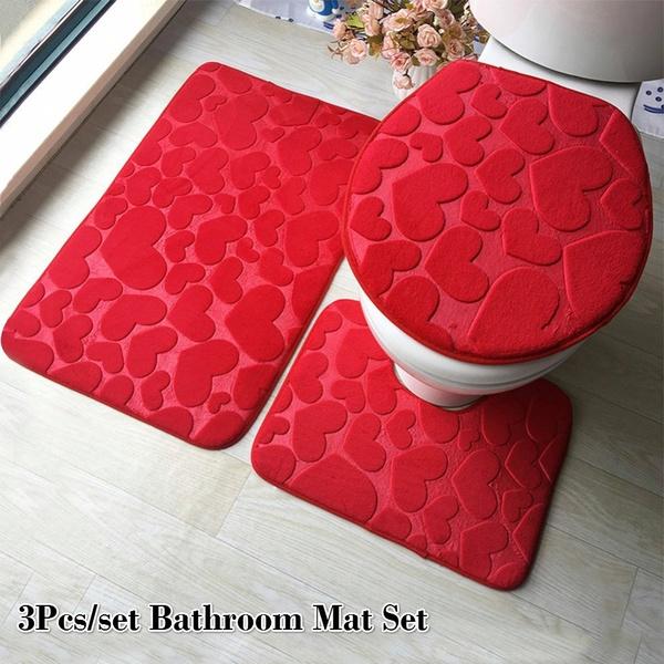 Bath, Bathroom, bathmat, toiletmat