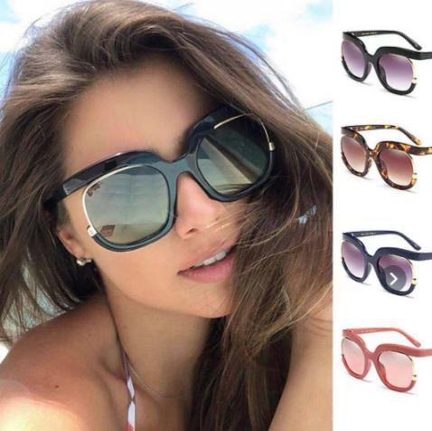 Outdoor, Vintage, Glasses, Women's Fashion