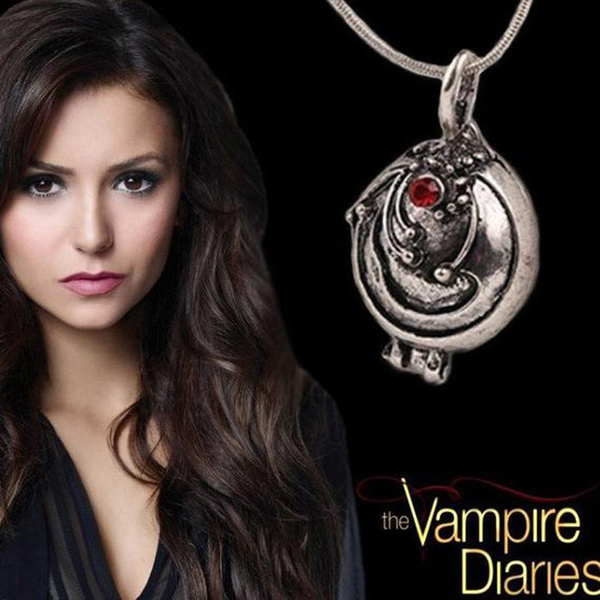Chain Necklace, thevampirediarie, Jewelry, Gifts