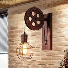 Indoor, lampshade, lightfixture, loftlight