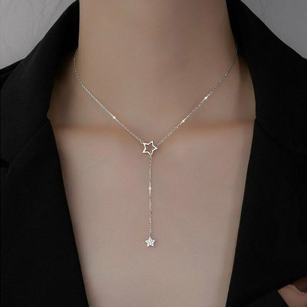 Cubic Zirconia, Tassels, Star, Gifts