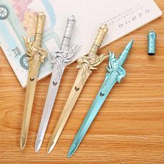 cute, sword, spear, Weapons