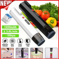 foodsealer, foodampkitchenstorage, automaticelectricseal, Electric