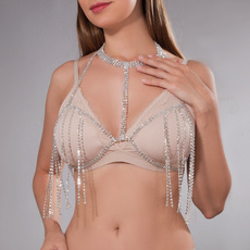 Fashion, Jewelry, Chain, chestchain