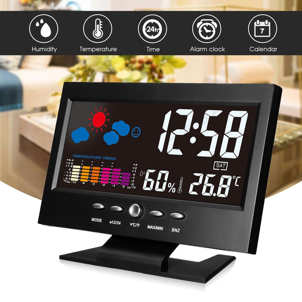measuringdevice, Home Decor, Clock, lights