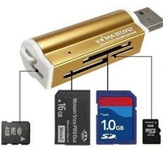 Card Reader, usb20sdhctfcardreader, usb, Adapter