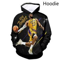 3D hoodies, Basketball, Hoodies, Sports & Outdoors