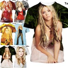 Mens T Shirt, Fashion, shakiratshirt, Sleeve