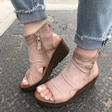 Summer, Fashion, wedge, Roman