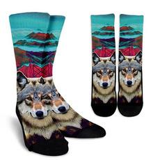 winterstocking, knittedsocking, Home & Living, Socks