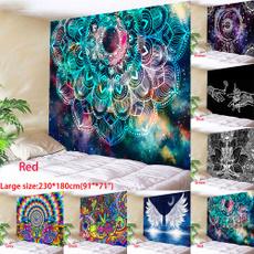 tapestrywall, tapestrywallmap, skull, artistictapestry