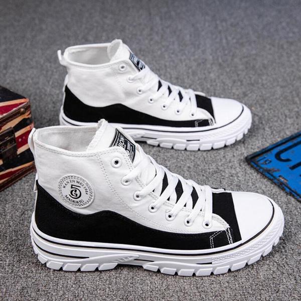mencanvasshoe, menstreetshoe, Sneakers, Fashion