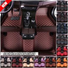 autocarpet, nonslipcarmat, Waterproof, leather