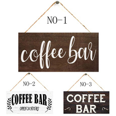 Decor, Home Decor, kitchensign, coffeebardecor