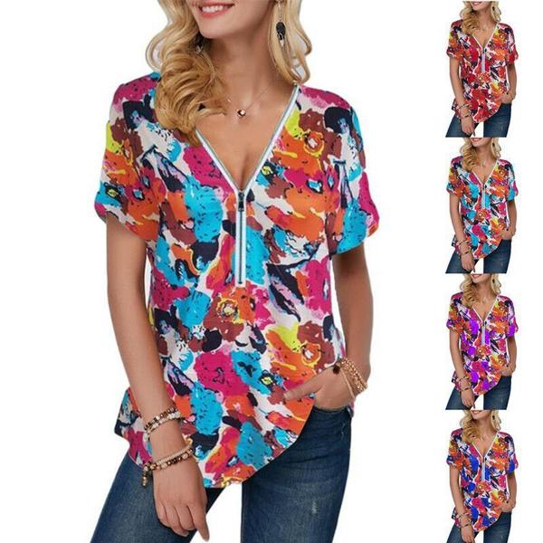 Tops & Tees, Fashion, Summer, summer t-shirts