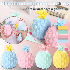 Toy, pineappleball, Gifts, anxietytoy