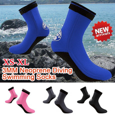 adultssock, neoprenesock, Surfing, divingsock