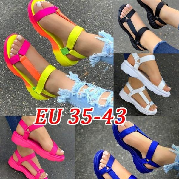 Summer, Plus Size, Fashion, fashionsandal