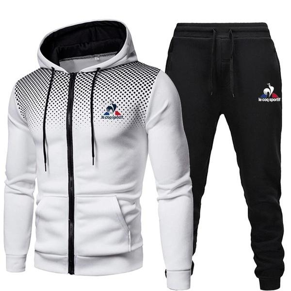 hoodiesformen, Plus Size, Winter, jogging suit