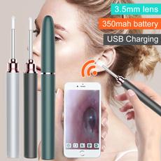 otoscope, picker, borescope, earcleaner