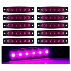 led, purple, lights, PC
