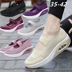 wedge, Sneakers, Outdoor, Womens Shoes
