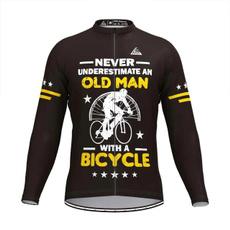 mensportswear, Fashion, Cycling, Shirt
