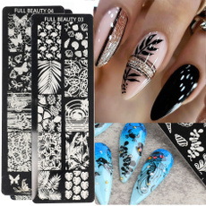 manicure tool, Steel, Flowers, Love