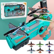 foamairbattle, catapultplane, outdoortoy, glidermodel