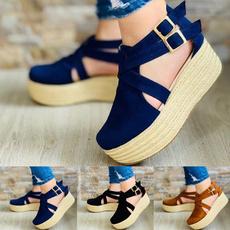 beach shoes, highslopeheel, Fashion, Womens Shoes