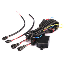 Harness, lightrelayharne, onoffcontrolswitch, led