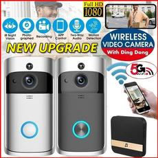 chimedoorbell, iphone 5, Iphone 4, doorbellcamerawifi