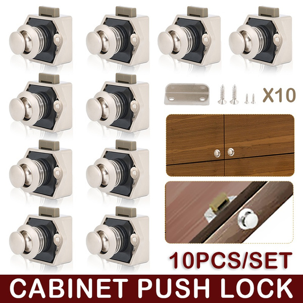 Door, Lock, button, cabinetlock