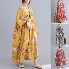 Summer, dressesforwomen, Sleeve, Vintage dress