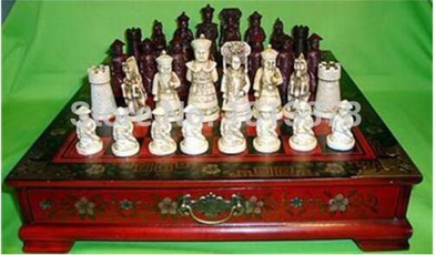Collectibles, Coffee, Chess, cheapstatuessculpture