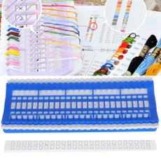 Craft Supplies, flossorganizer, sewingtool, embroiderythreadorganizer