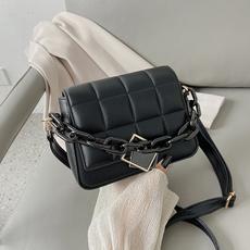women bags, Fashion, Simple, Crossbody Bag