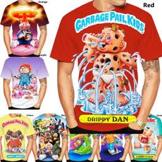 Mens T Shirt, Fashion, garbagepailkidstshirt, Summer