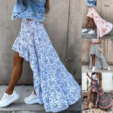 Summer, long skirt, summer skirt, skirtsforwomenlong
