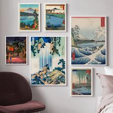 japaneseposter, art print, Decor, vintageposter