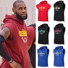 Vest, Fashion, basketballvest, menshoodedtshirt