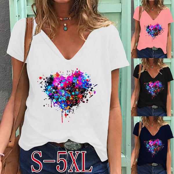 blouse, Summer, womenstshrit, Sleeve