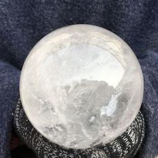 whitecrystalball, rainbow, crystalgift, crystalcollection